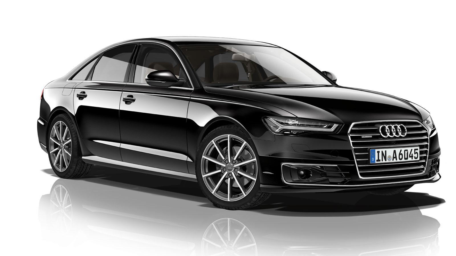 Audi A6, alquiler de coches con conductor Coexpress