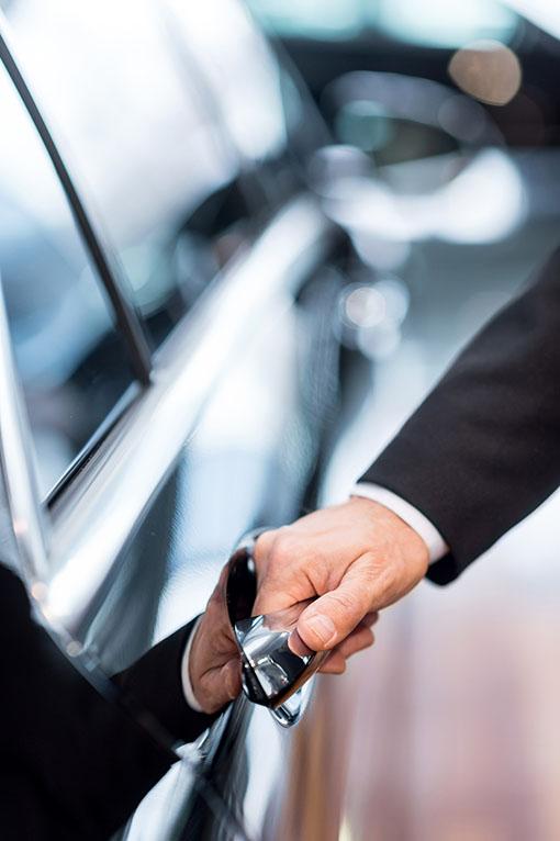 Alquiler de vehículos con Chofer Coexpress