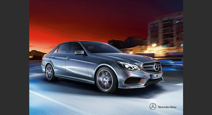 Mercedes Clase E, alquiler de coches con conductor Coexpress